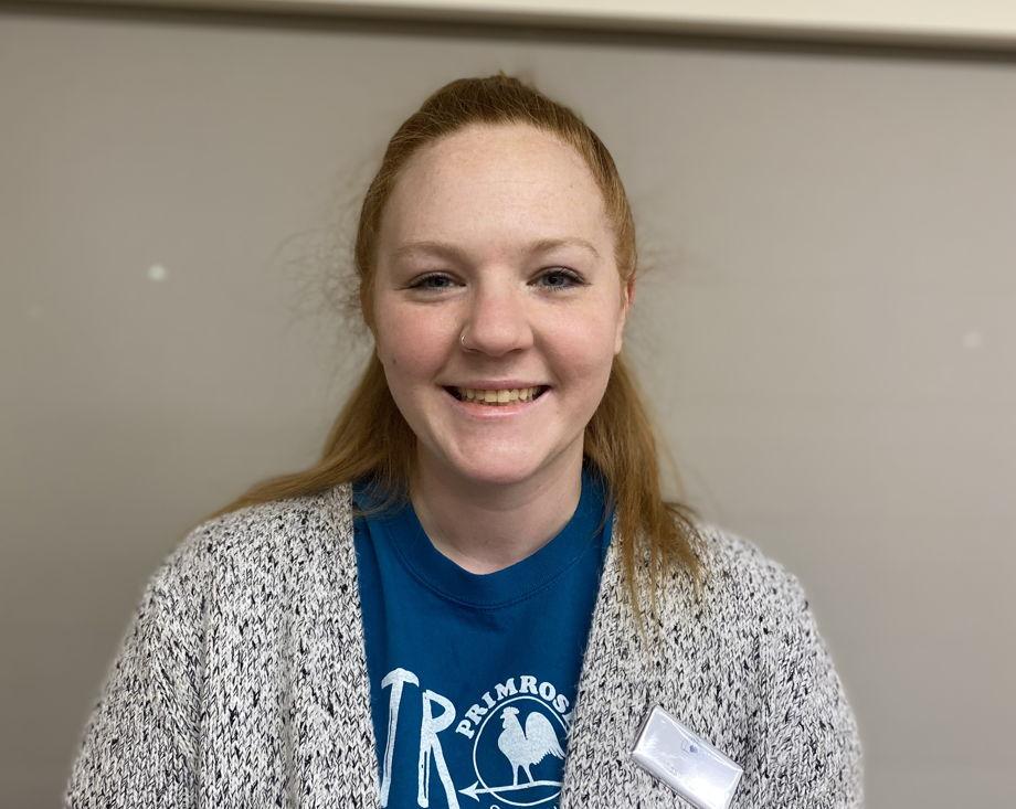 Paige Crowley , Older Infant Teacher