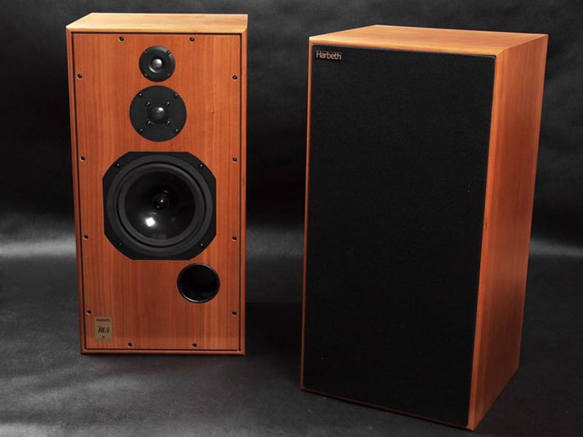 Harbeth Super HL-5 reviewer's choice! in stock
