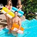matelas flottant pour piscine