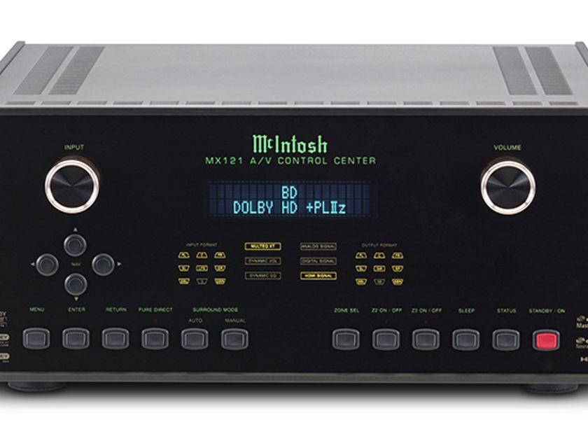 McIntosh MX-121 New-in-Box with Warranty