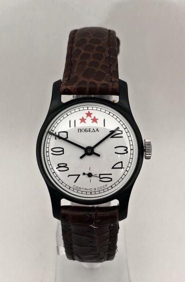 Часы Победа (три звезды) - СССР, механические