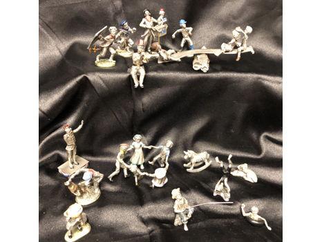 Hudson Pewter Figurines