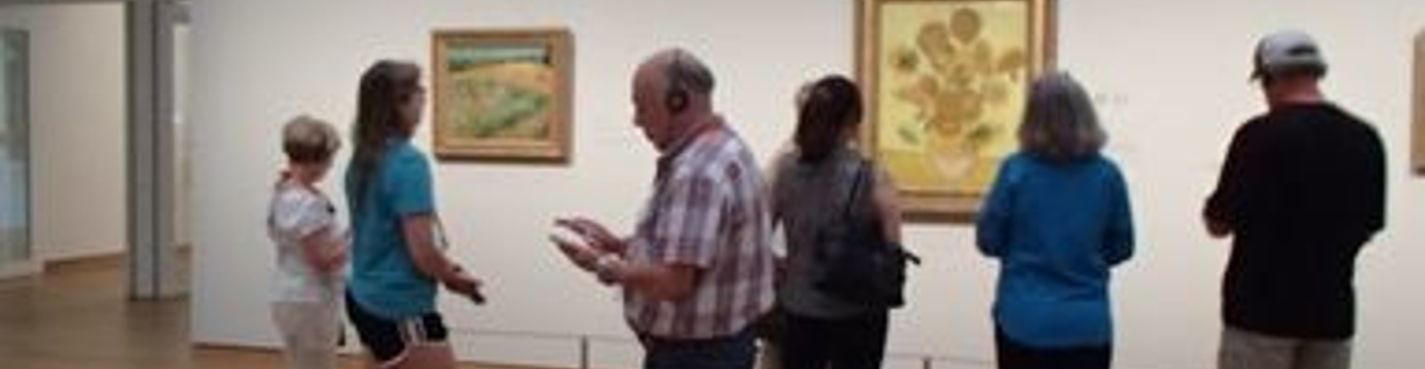 Экскурсия в музей Ван Гога
