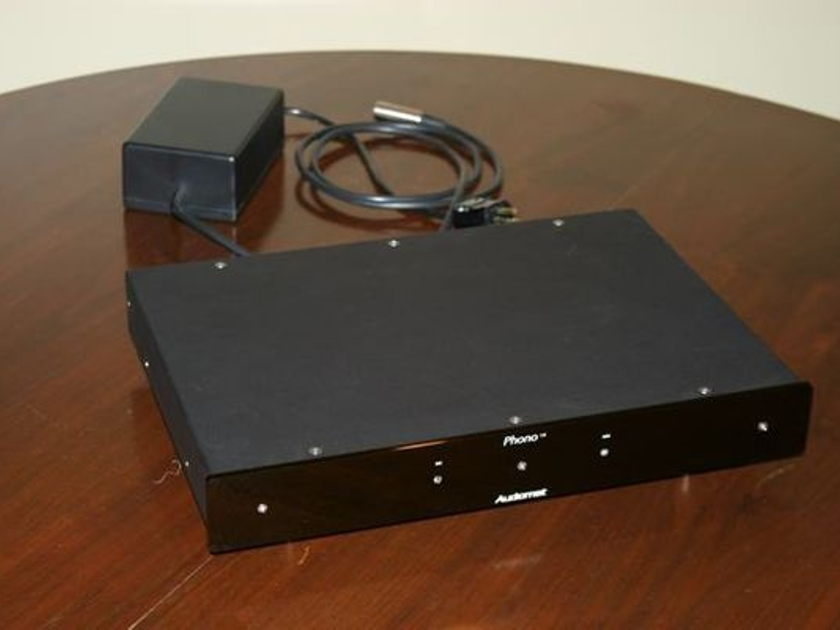 Audiomat Phono 1.5 phono stage excellent  MM/MC top performance