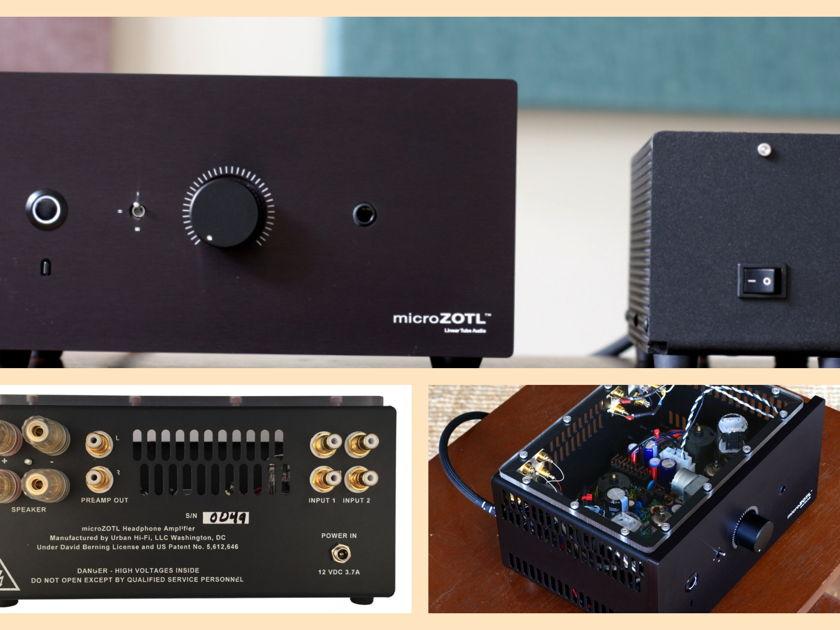 Linear Tube Audio MicroZOTL2