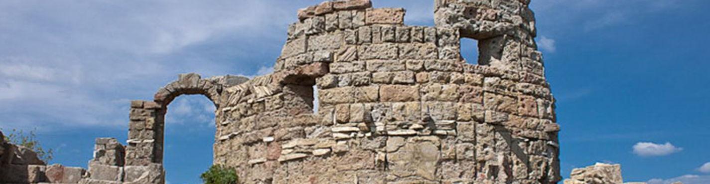 Джиппинг на Грозовые ворота в Геленджике
