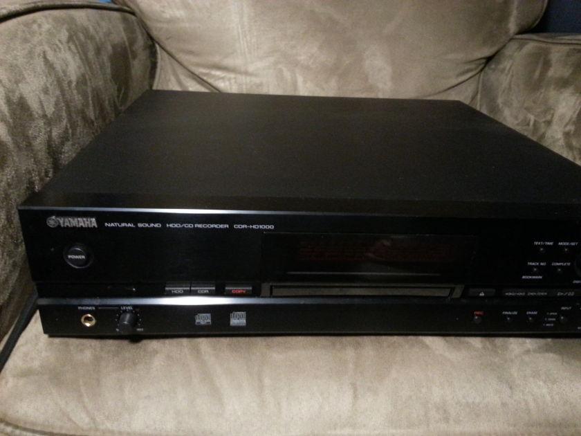 Yamaha CDR-HD-1000