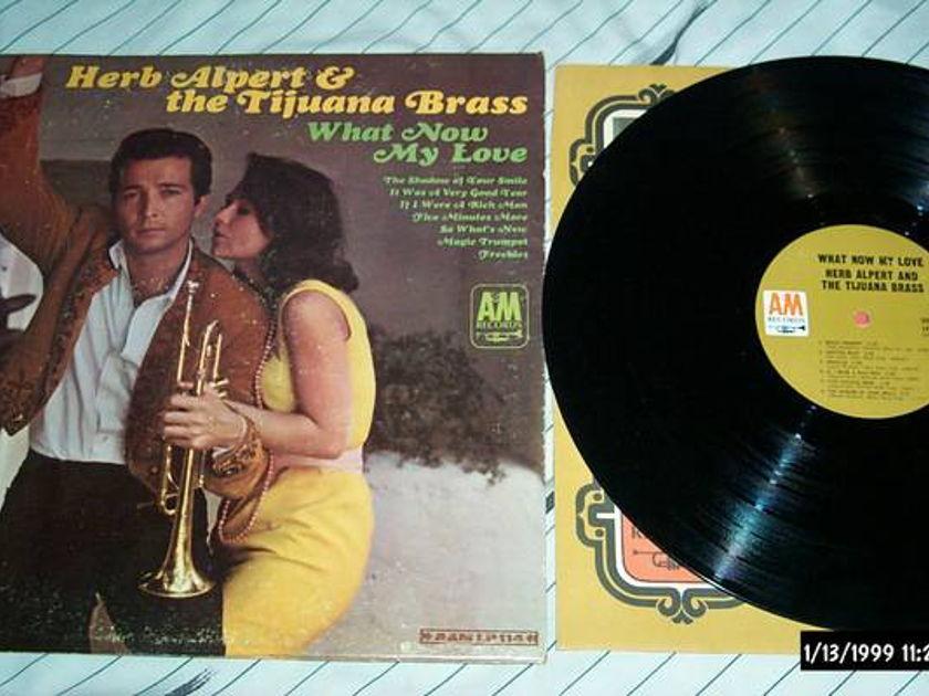 Herb alpert - What Now My Love mono lp nm