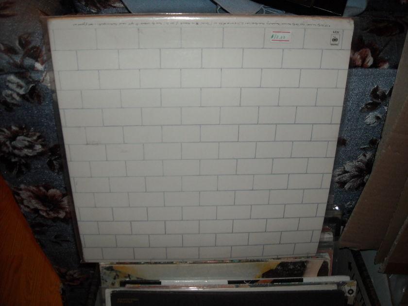Pink Floyd - The Wall Columbia  2 LP Set (c)