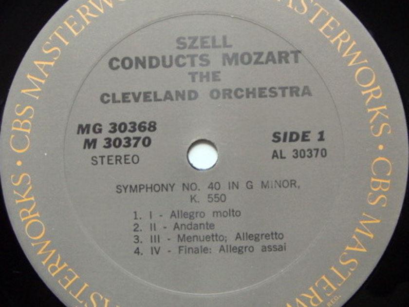 Columbia / GEORGE SZELL,  - Mozart Symphonies No.35 Haffner, No.39, No.40 & No.41 Jupiter, NM, 2LP Set!
