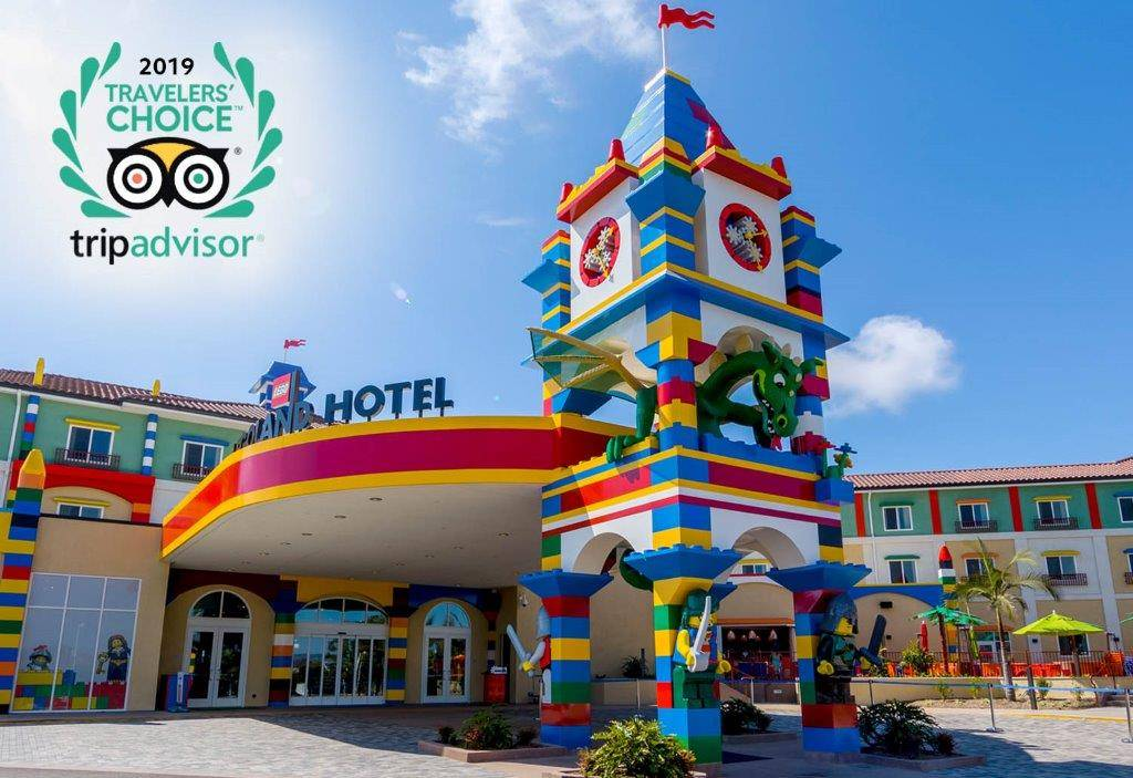 Hotels near LEGOland California