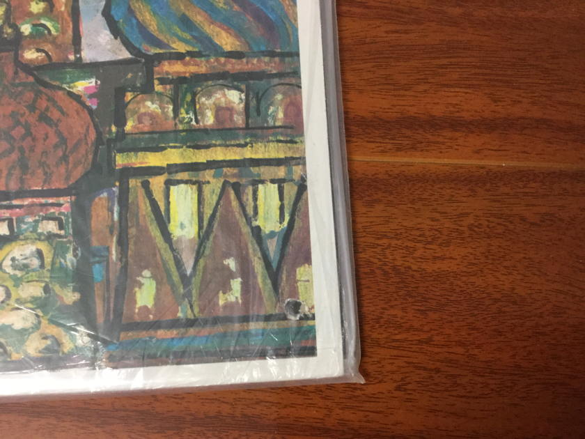 Romantic Russia Georg Solti  - London Symphony  MFSL vinyl, hard to find
