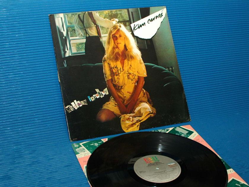 """KIM CARNES  - """"Mistaken Identity"""" -  EMI 1981 no barcode"""
