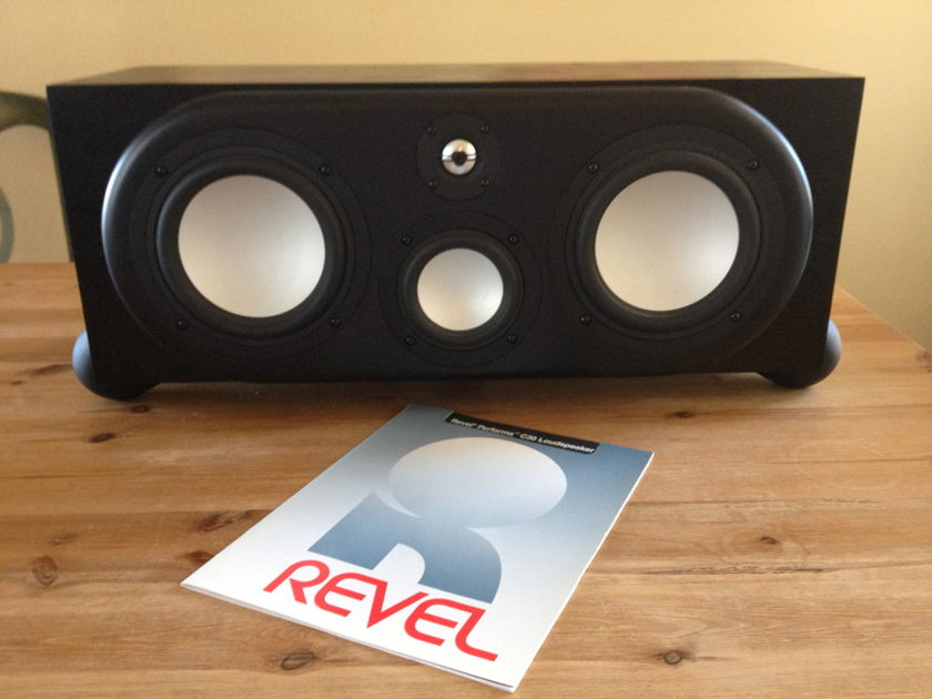 Revel C30 Center Channel Speaker