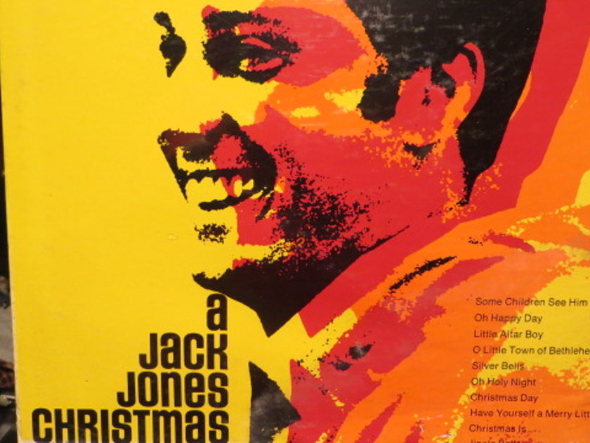 JACK JONES - A JACK JONES CHRISTNAS CHRISTMAS SEALED MOSTLY