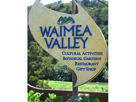Waimea Valley - annual family pass