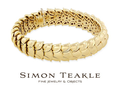 Asprey Bracelet from Simon Teakle