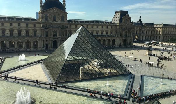 Весь Лувр за 3 часа