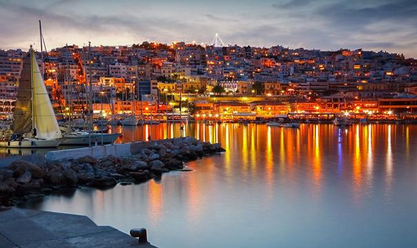 Афинские выходные+