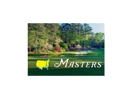 The Final Round of the Masters for Two!