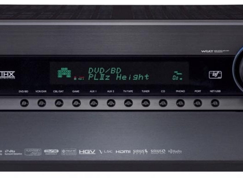 Onkyo TX-NR5007 145 Watts 9.2-Channel AV Surround Home Network Receiver