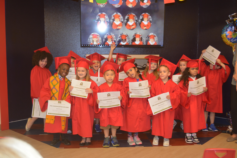 2019 Pre K Graduation