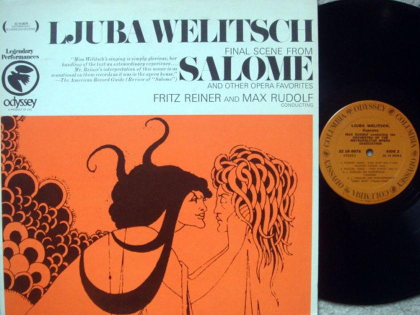 Columbia / WELITSCH-REINER, - Arais from Operas, NM!