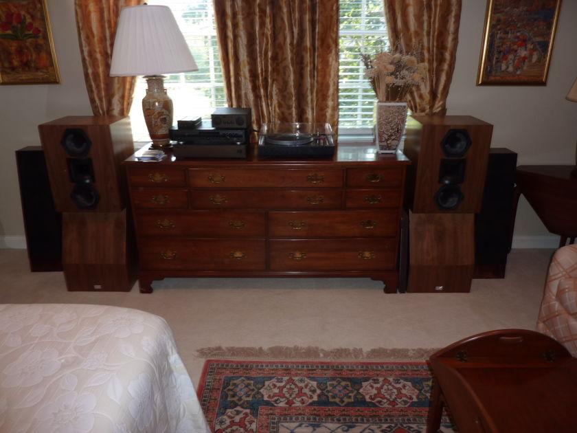 AUDIOKINESIS ZEPHRIN 46 speaker pair