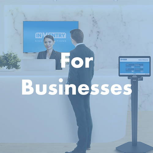 InVentry Sign in for Businesses