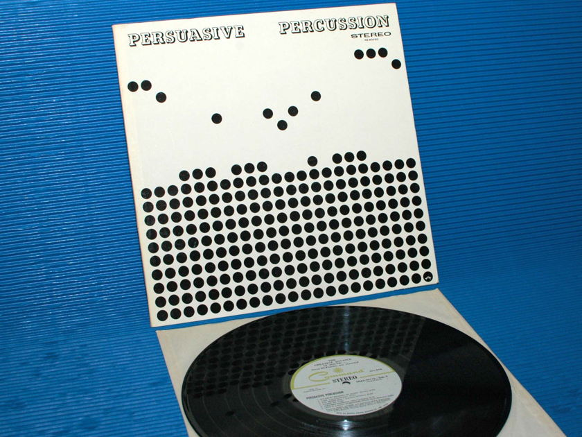"ENOCH LIGHT  - ""Persuasive Percussion"" -  Command Records 1959"