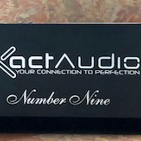 Xact Audio Number Nine Phonostage