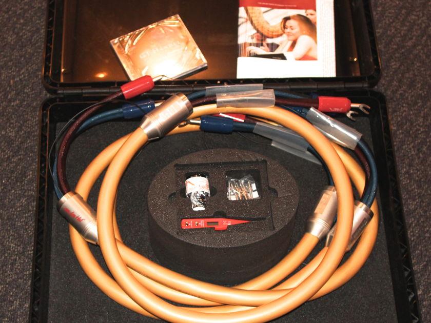 Van den Hul The Cumulus 3T  2.5m Hybrid Speaker Cable