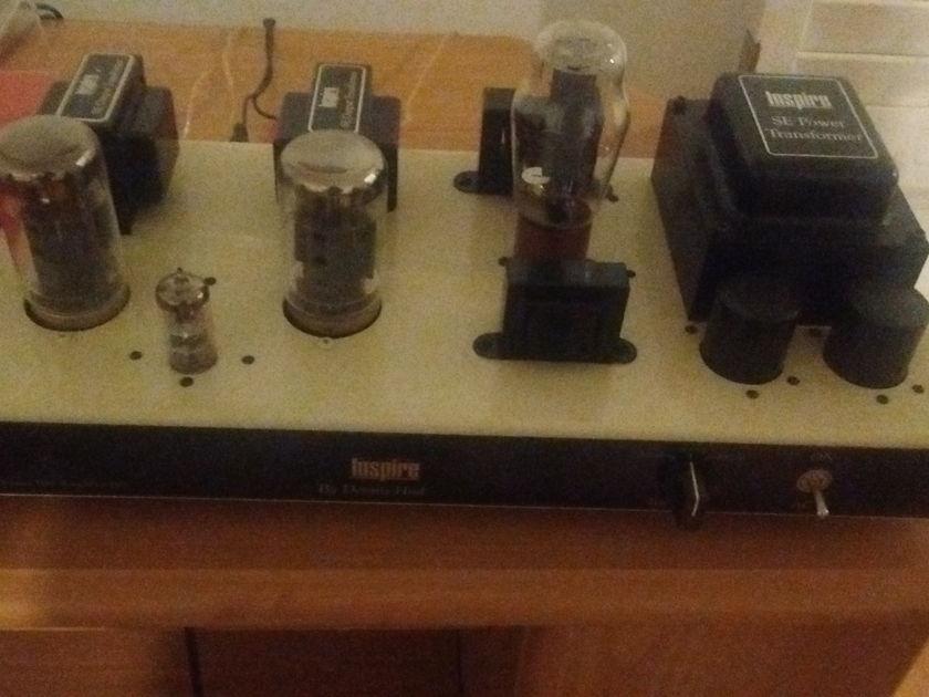 Dennis Had Inspire KT SE Stereo Power Amplifier