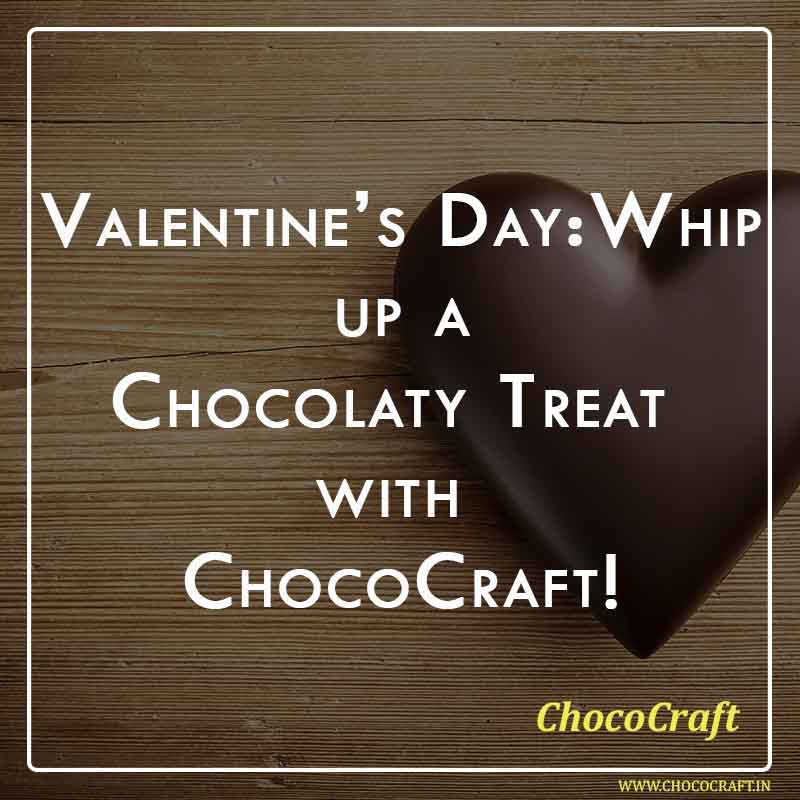 Valentine's Day: Whip up a Chocolaty Treat with ChocoCraft!