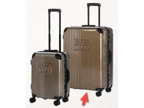 Wheeled 28 Luggage
