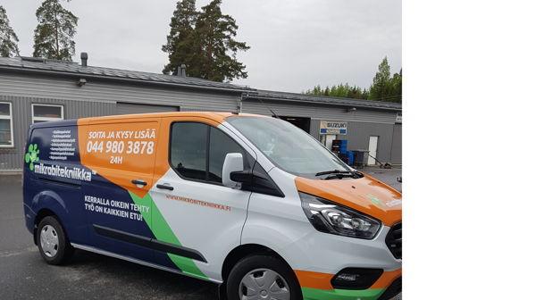 JK Mikrobitekniikka Oy, Tampere