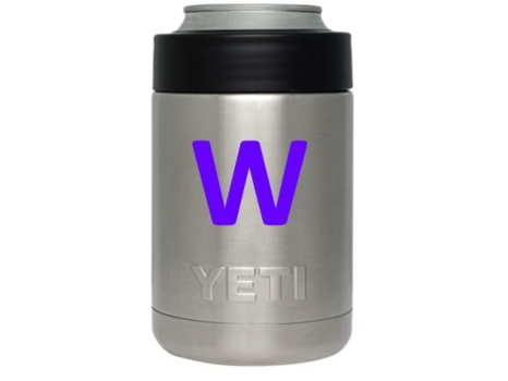 """Withers """"W"""" YETI Colster"""