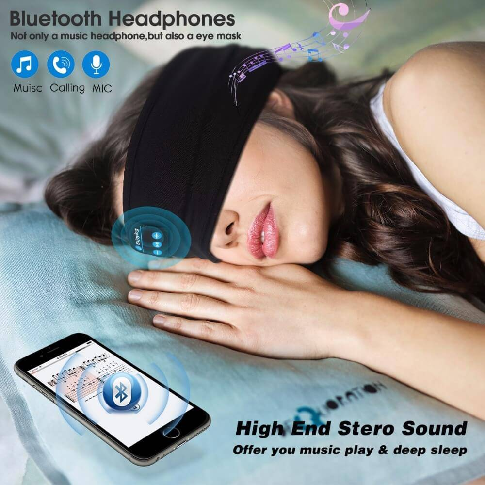 wireless sleep headphones