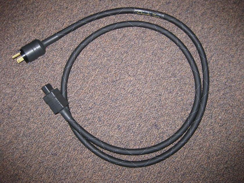 Acoustic Zen El Nino Power Cable