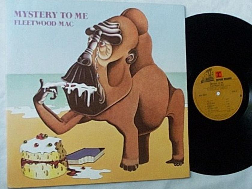 Fleetwood Mac Lp- - Mystery to me-great orig 1973 reprise album