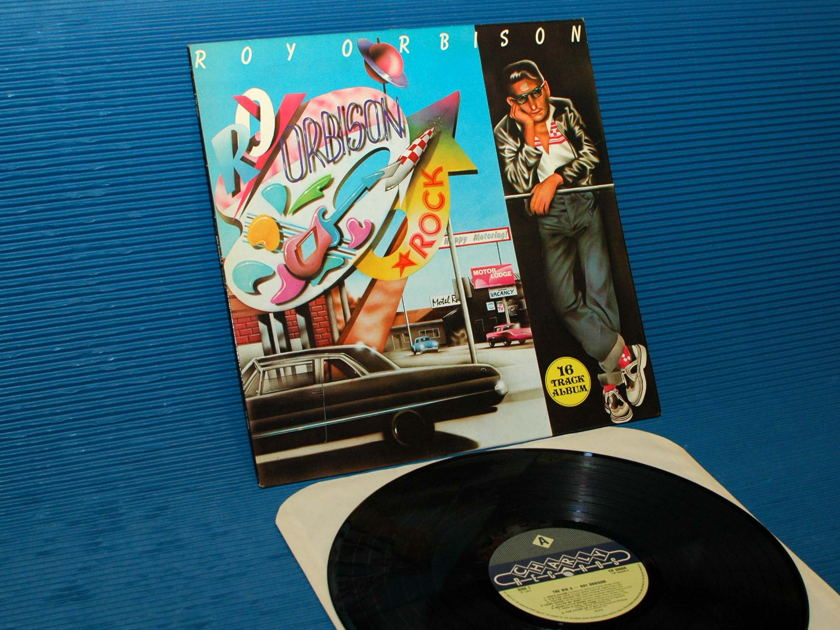 """ROY ORBISON - - """"The Big O"""" -  Charly Records UK import 1980"""