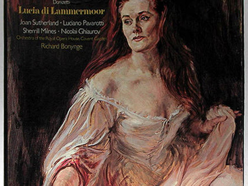London ffrr/Bonynge/Donizetti - Lucia di Lammermoor / 3-LP / NM