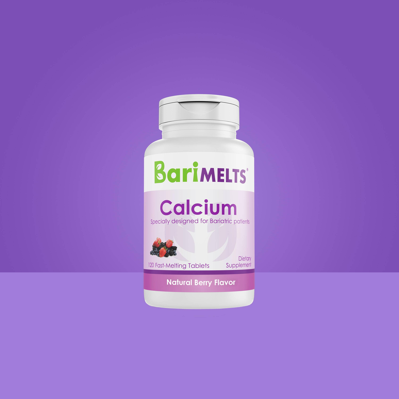 Barimets calcium bottle