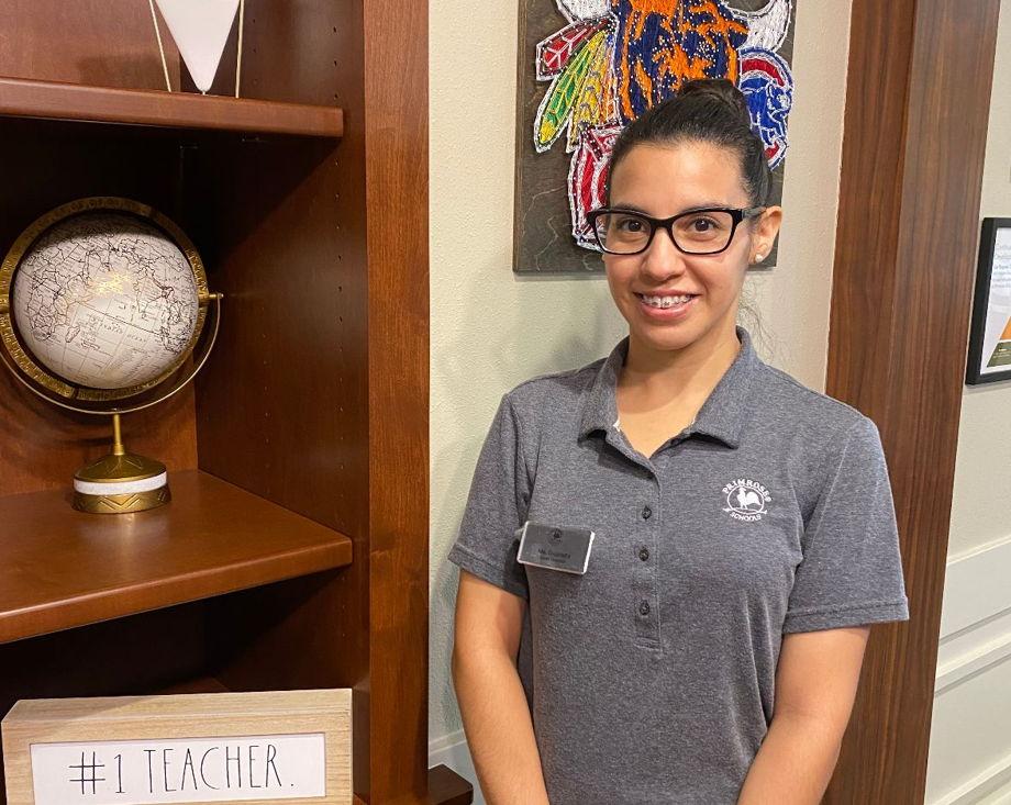 Francisca Gujarathi , Toddler Lead Teacher