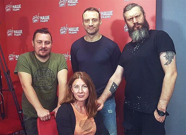 Анатолий Белый в гостях у «Подъемников» - Новости радио OnAir.ru