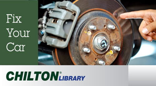 Image for Chilton Library Online