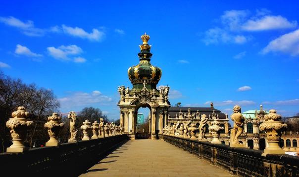 Экскурсия в Дрезден из Берлина
