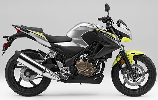 2017 HONDA MOTORCYCLES CB300F