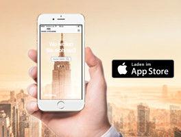 Neu! Die Engel & Völkers Immobilien App