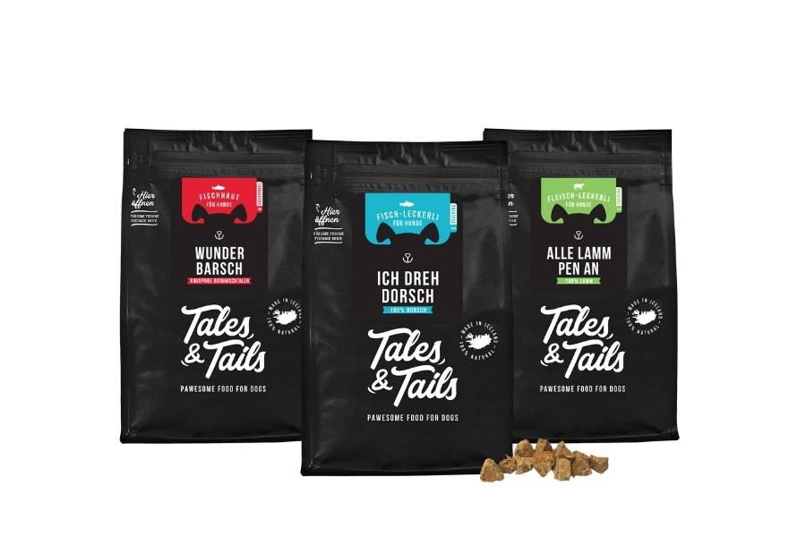 Tales &Tails Leckerli für Hunde